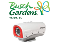 BUSCH GARDENS TAMPA BAY AND POLAROID HD ACTION CAMERA XS2