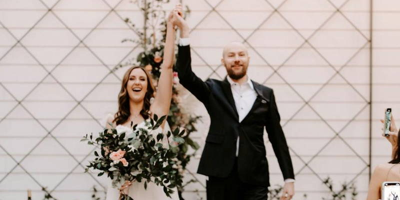 COVID-19 Stories: A Wedding Planned in Only 7-Hours