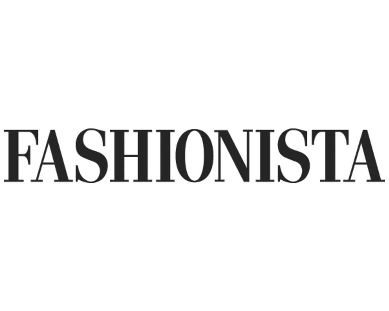Fashionista Fashion Magazine Logo