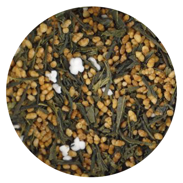 BeanBear Japanese Genmaicha Loose Leaf Tea