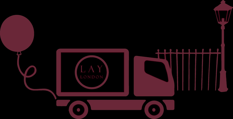 LAY Delivery Van
