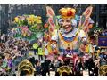 Hermes/Krewe D'Etat Mardi Gras Parade Package for 8 at Herbsaint