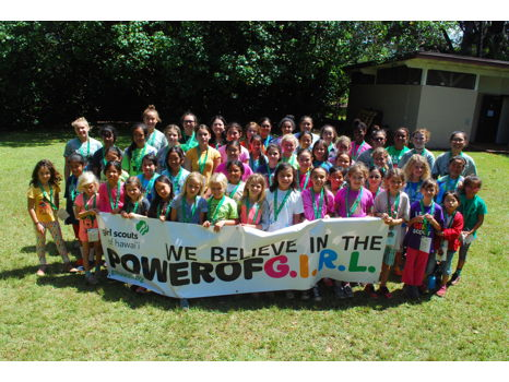 Donate to Support Girl Scout Camps in Hawaii