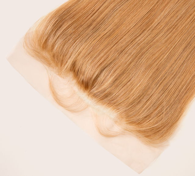 Straight #27 Dark Blonde Frontals Mayvenn