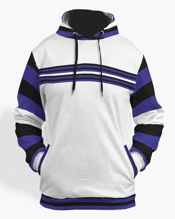 leather pride hoodie