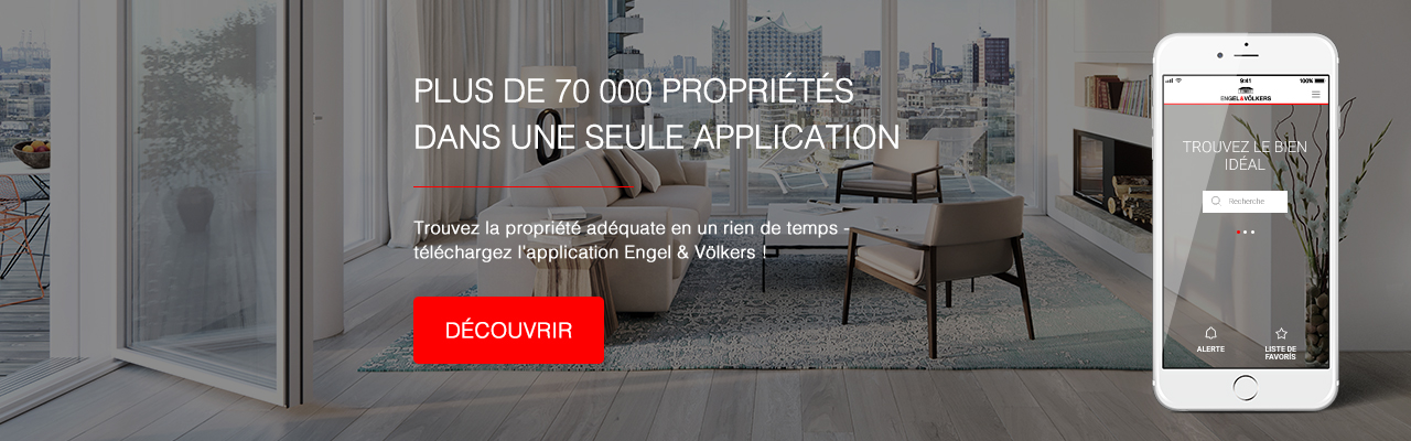 Bruxelles - Property search App