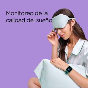 Amazfit Bip U - Monitoreo de la calidad del sueño