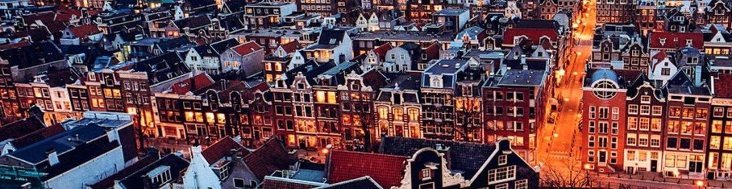 Обзорная экскурсия по Амстердаму на автомобиле и кораблике