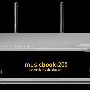 Music Book DSD 20