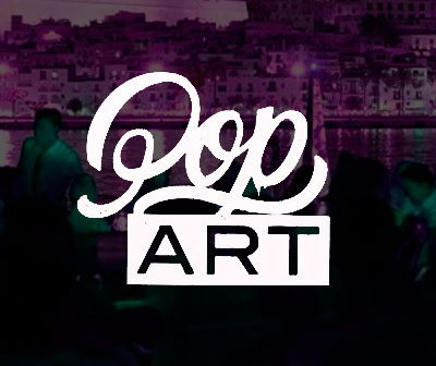 Party Pop art by Vertu, Lio Ibiza, party calendar and Lio club Tickets