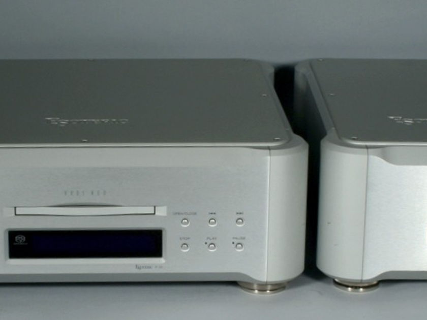 Esoteric P-01 CD/SACD Transport