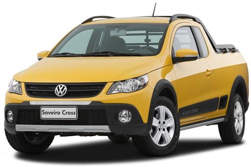Volkswagen Saveiro CE Cross 1.6 MT