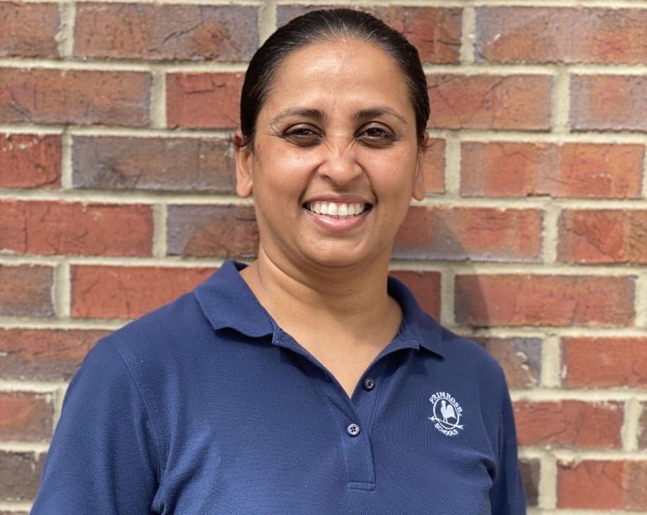 Aruksha Patel , Support Teacher