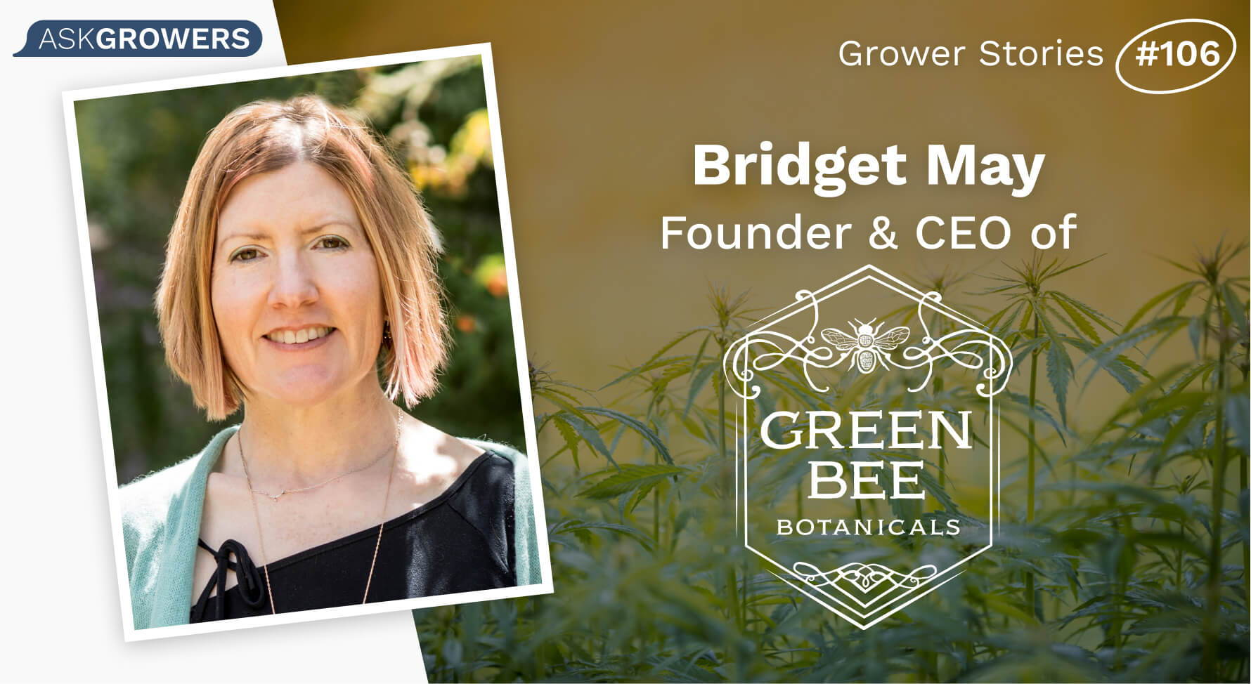 Bridget May