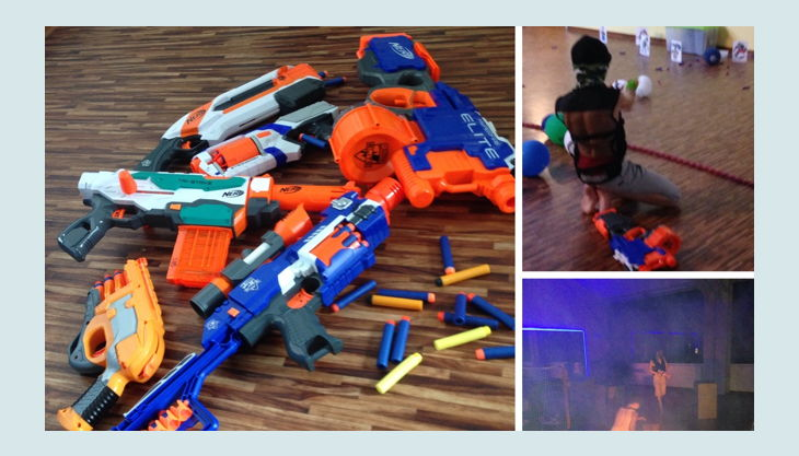 jumpin dresden nerf party ab jahre