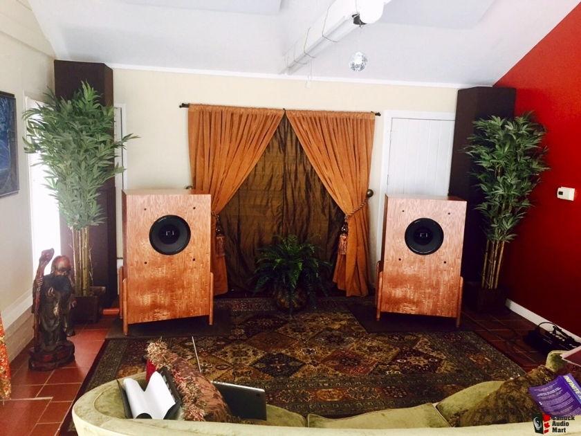 Shindo Labs 604 alnico loudspeakers Like new