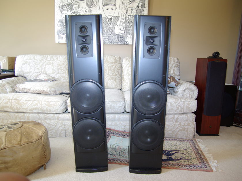 SNELL XA60 TOWER SPEAKERS