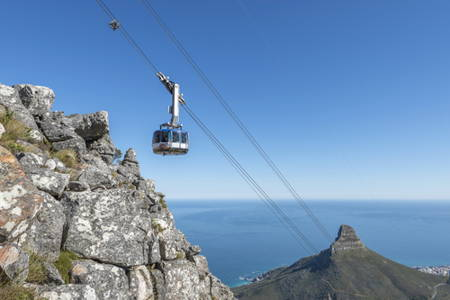 Table Mountain Hike & Ariel Cable Way in Cape Town