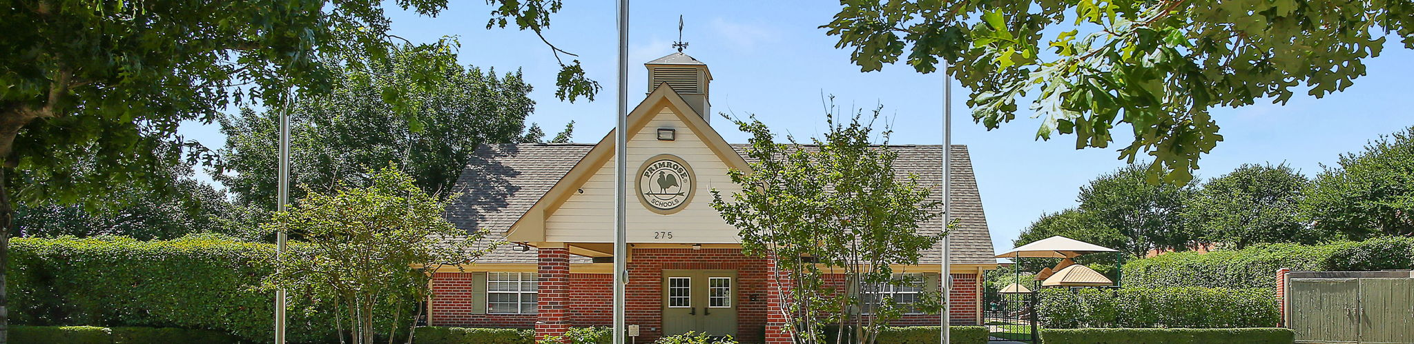 Exterior of a Primrose School of Coppell
