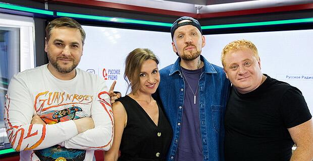 Звонкий стал гостем утреннего шоу «Русские Перцы» - Новости радио OnAir.ru