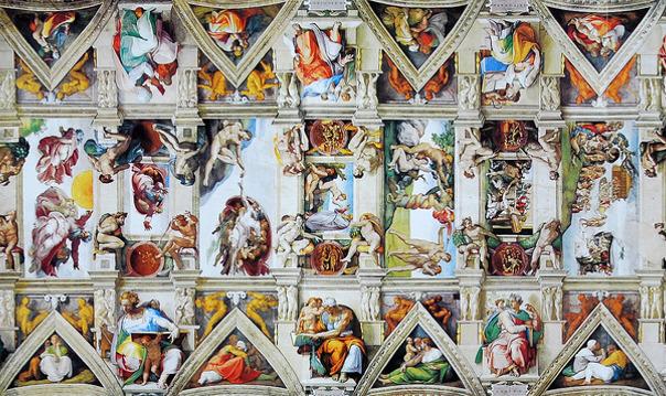 Входной билет в музеи Ватикана и Сикстинскую капеллу