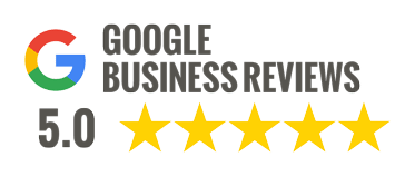 Rated 5 stars on Google