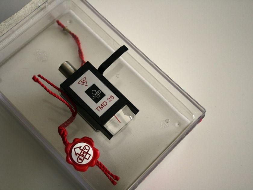 EMT Studiotechnik TMD 25 MONO mc cartridge