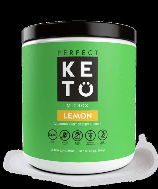 Keto Greens Powder