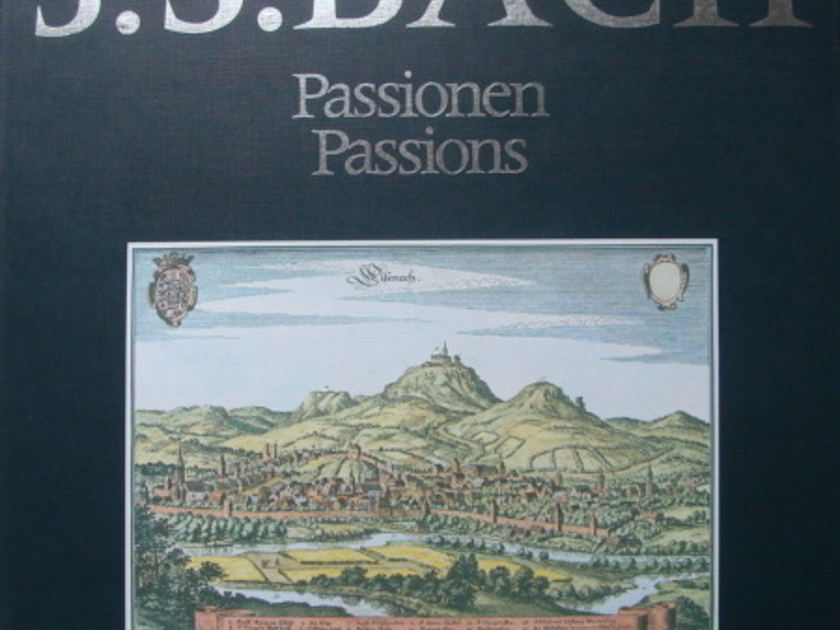 Archiv / RICHTER, - Bach The Complete Passions, MINT, 7LP Box Set!