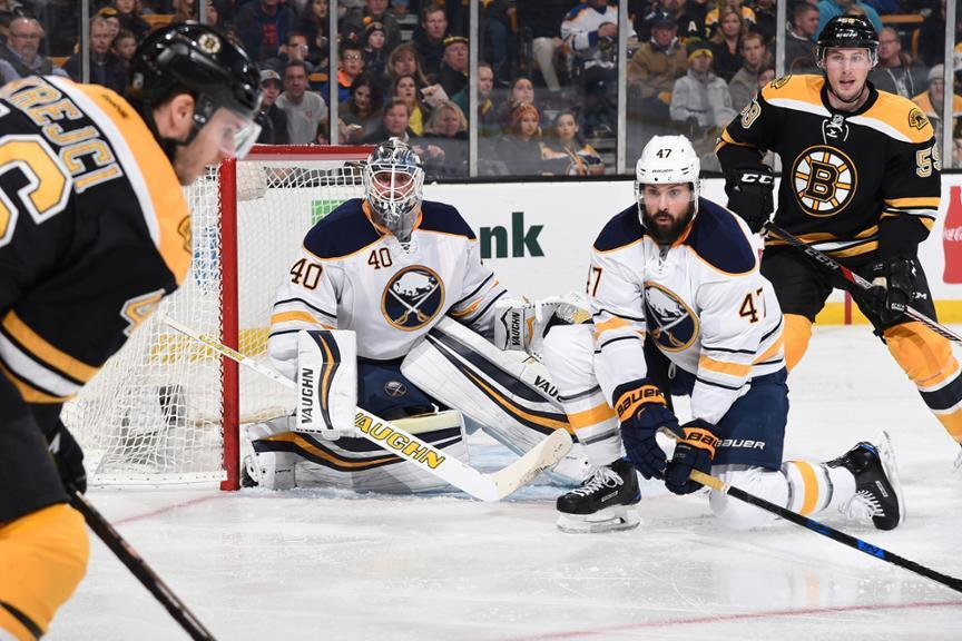 NHL Free Picks & Predictions: Boston Bruins @ Buffalo Sabres