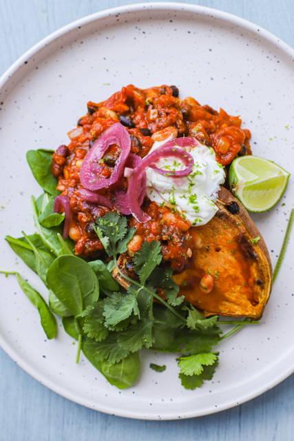 Online veganistische maaltijden bestellen