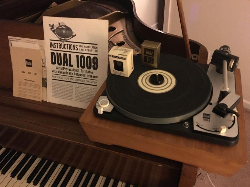 Dual 1009 Dual 1009