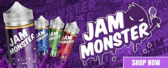 Jam Monster E Liquid Wholesale Distributor