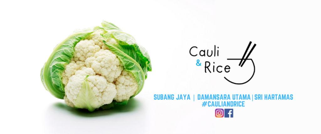 Cauli & Rice - My Kind of Rice