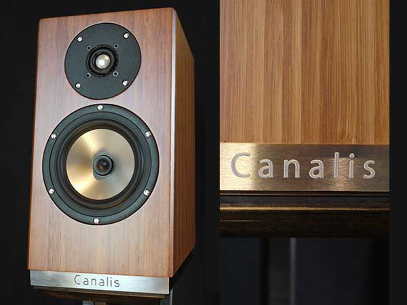 Canalis  Anima CS an ultimate mini monitor resolution and imaging off charts !
