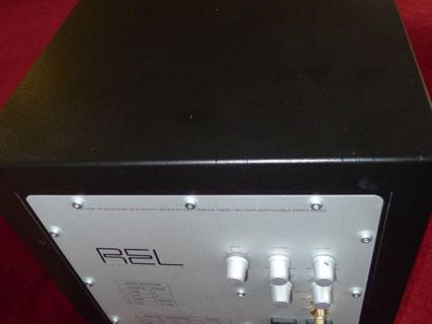 REL Acoustics Britannia B3 Black, Pair
