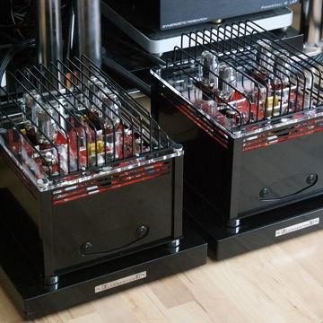 Audi Valve Baldur 70 mono blocks - handmade in Germany