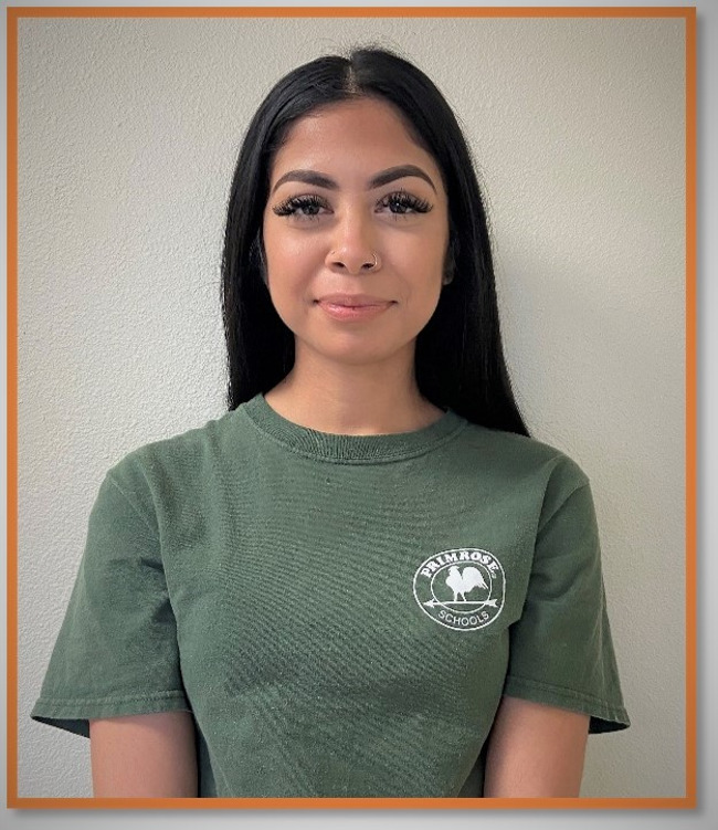 Ms. Diana Ventura employed at Primrose School of Barker Cypress, located near Coles Crossing in Cypress Texas