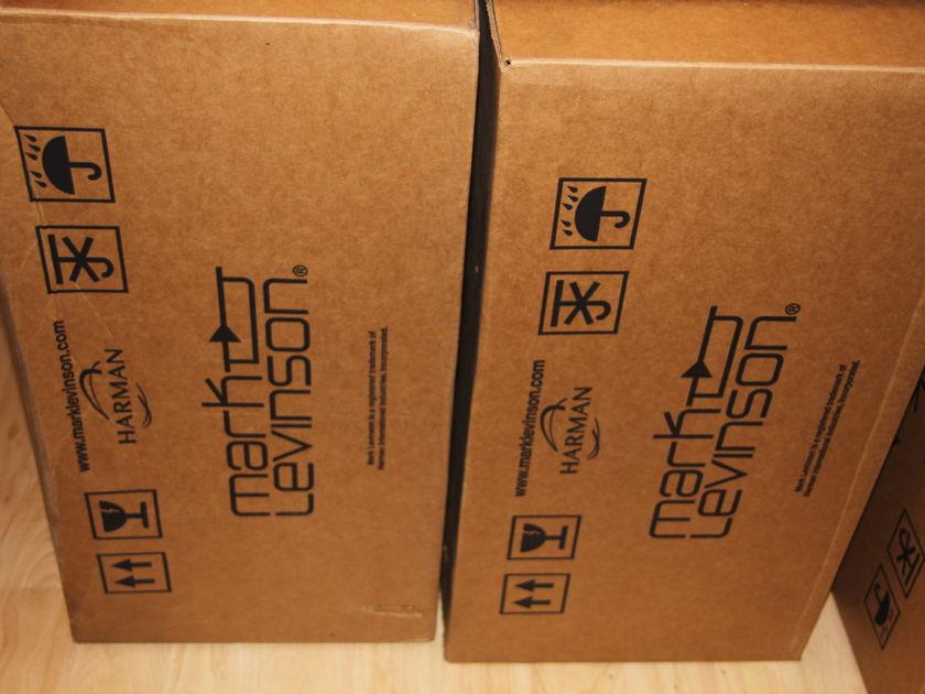 Mark Levinson 536 mono amps Original BOX