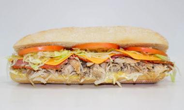 Big Star Sandwich Turkey,Capocollo,Cheddar