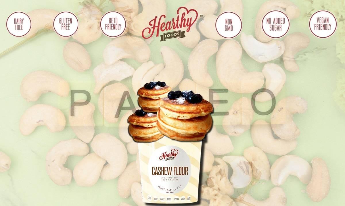 Hearthy Cashew Flour