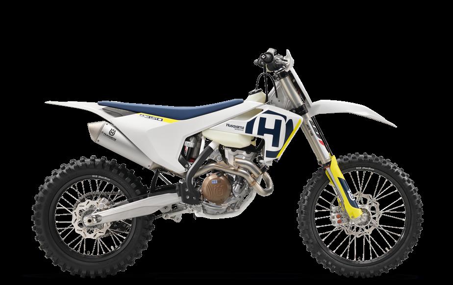 2018 HUSQVARNA MOTORCYCLES FX 350