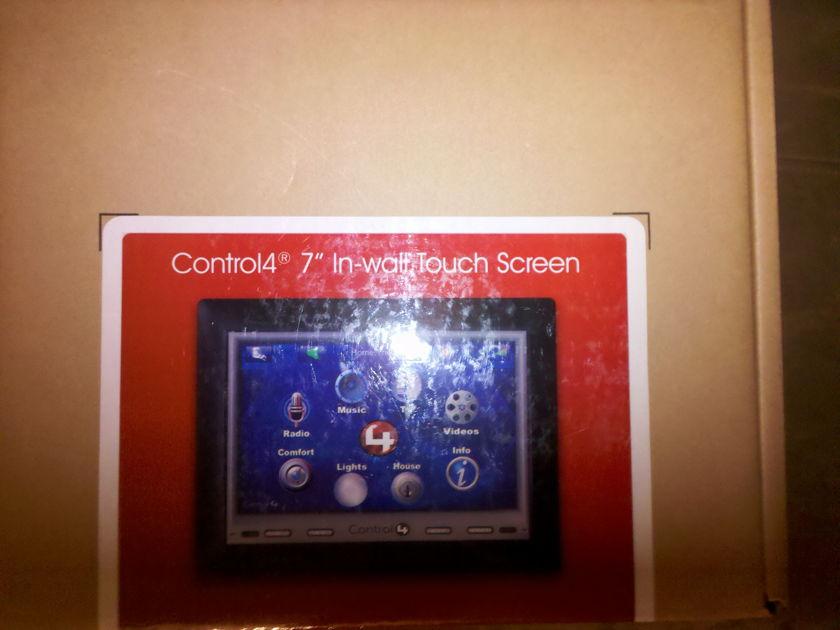 "CONTROL4 - TSWM7-EG-B 7"" TOUCHSCREEN NIB"