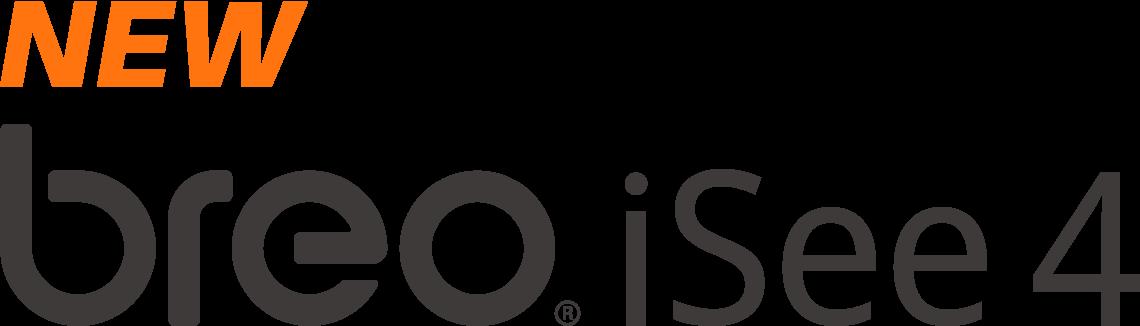 Breo iSee 4 - logo