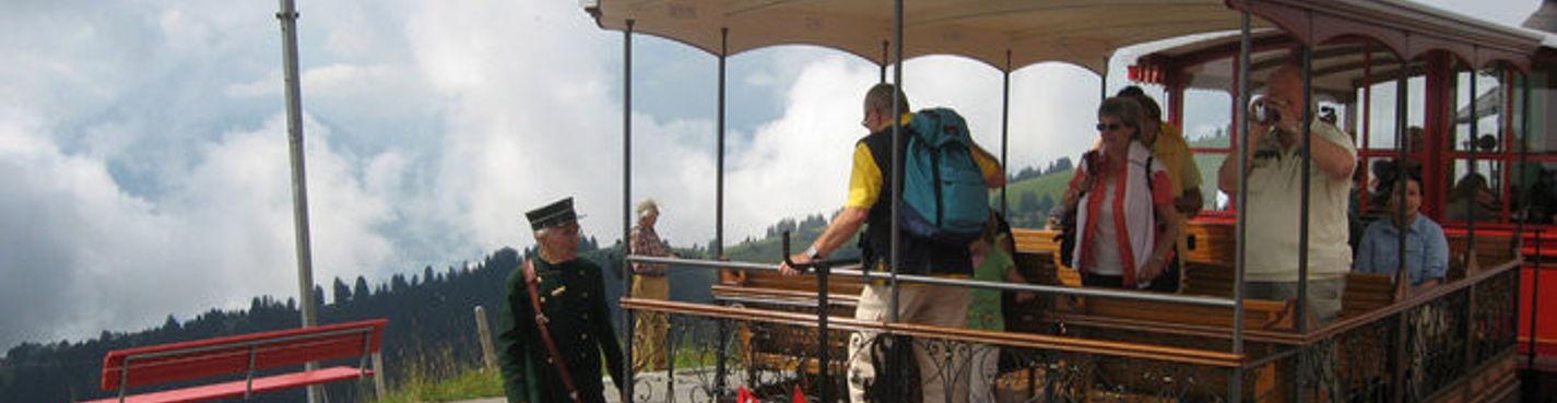 Панорамная Швейцария (Гора Риги)