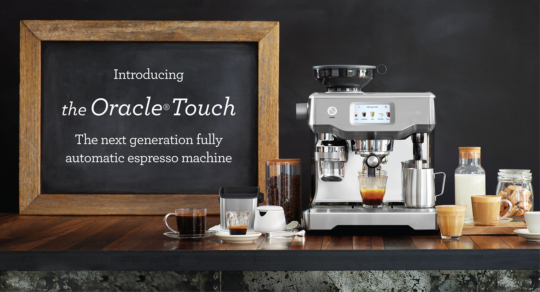 Oracle Touch