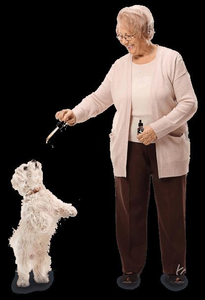 crayolex-hemp-cbd-dog-lady