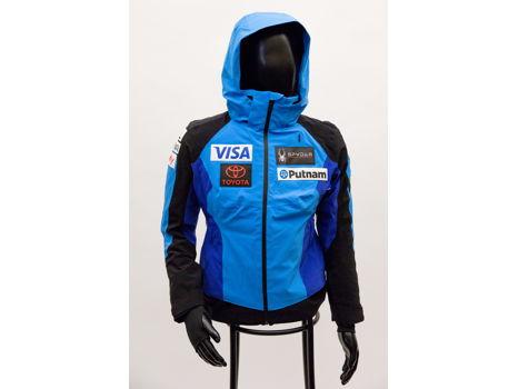 Women's Official Alpine Team Jacket by Spyder, 8
