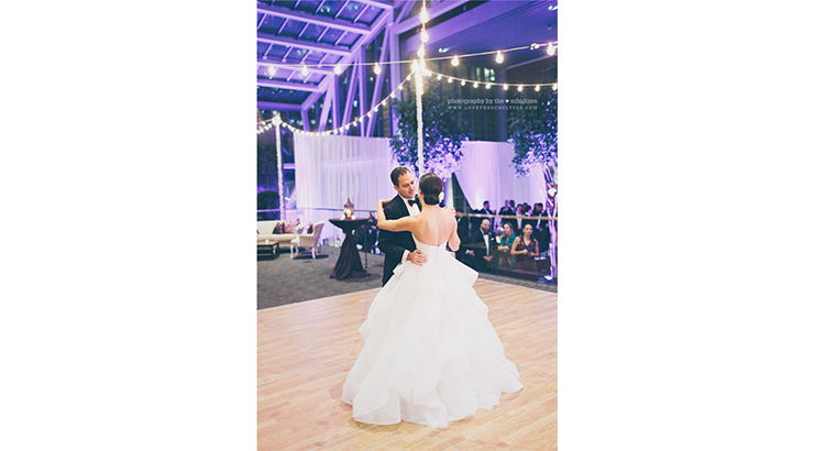 Perks to a Hotel Ballroom Wedding