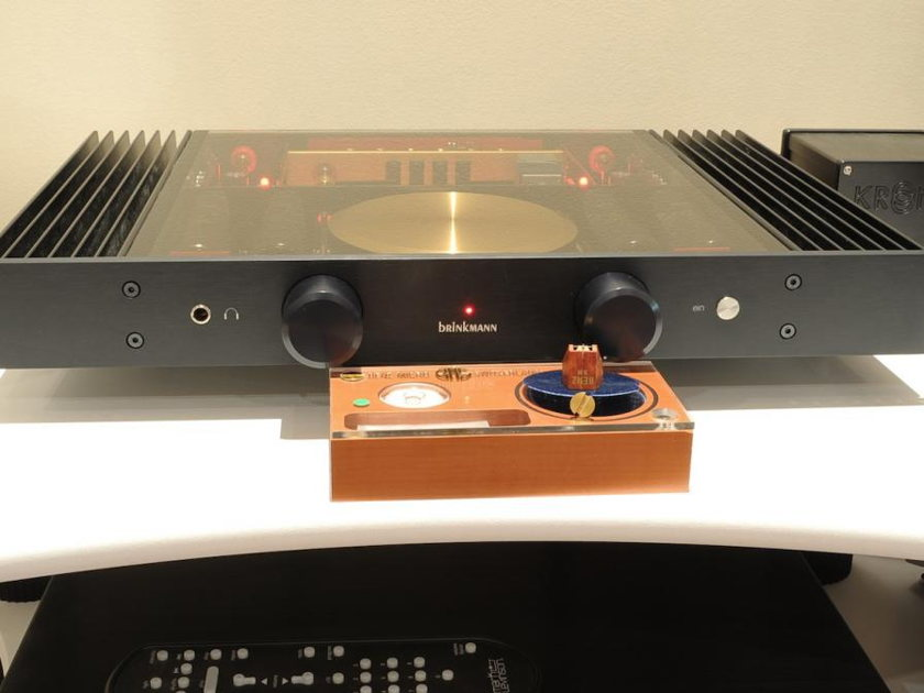 BRINKMANN Integrated Amplifier GORGEOUS SEE PHOTO